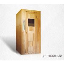 量子科學氣功房-台灣檜木組